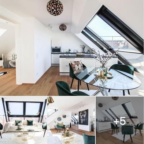 Home Staging Dachwohnung Wien